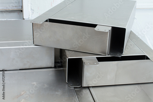 bended metal sheet