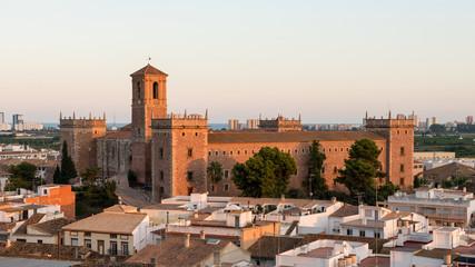 Real Monasterio de El Puig de Santa María. Valencia. España