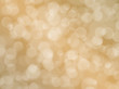 Abstract beige background with boke effect