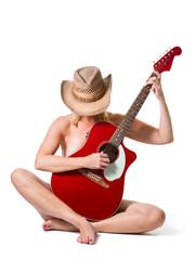 Gitarrenakt