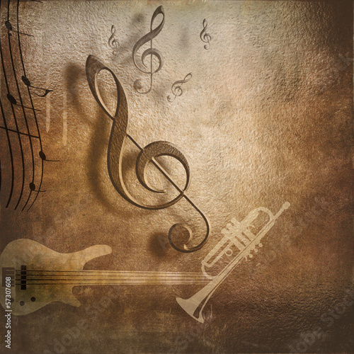 music background for poster design
