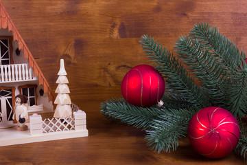 Weihnacht im Erzgebirge