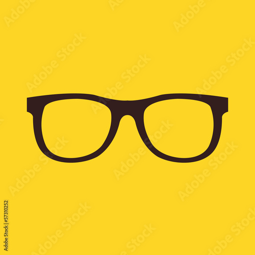 Vector Glasses Icon