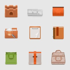 universal vector icon set