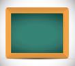 blank chalkboard illustration design graphic