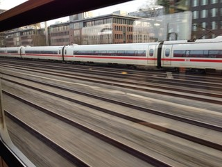 Chasing Intercity