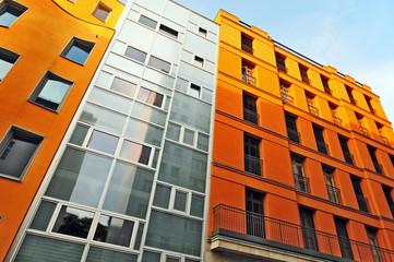 Berlino, Palazzi della nuova Berlino