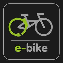 E-bike icon 2