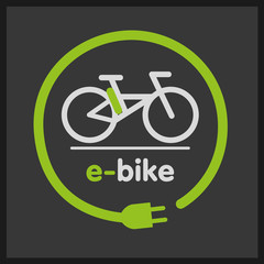 E-bike icon