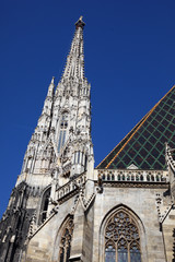 Stephansdom spire