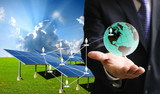 Solar cell business with network marketing