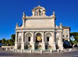Fontana dell'Acqua Paola, Gianicolo, Roma