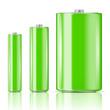 Green battery range. - 57323680