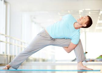 Good stretching
