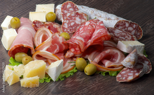 Delicatessen Cold Cuts