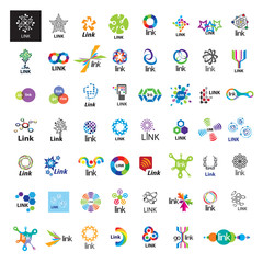 biggest collection of vector logos link communication