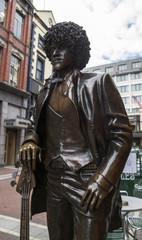 PHILIP LYNOTT  - STATUE - DUBLIN