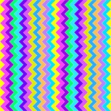 zigzag colorful seamless pattern