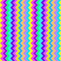 zigzag colorful seamless pattern
