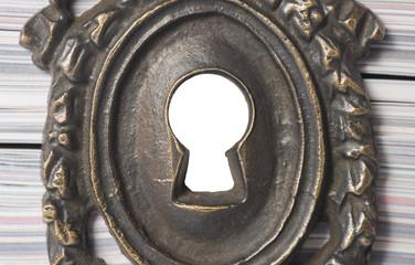 チャンスを掴む鍵穴
