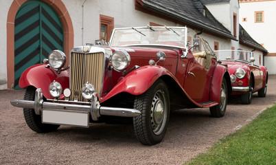 Oldimer, classic car, vintage pkw