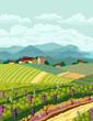 Rural landscape - 57333005