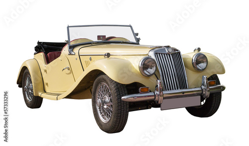 uralter Oldtimer, Classic Car