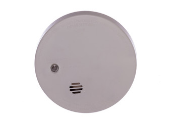 Smoke alarm isolated