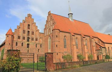 Kloster Wienhausen: Konventsgeb./Kirche (13. Jh., Niedersachsen)