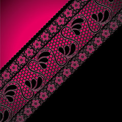 Sexy lace background