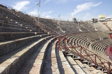 Roman arena of Verona