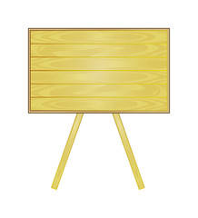 Vector wood or wooden board or table.