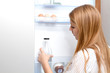Girl in her kitchen