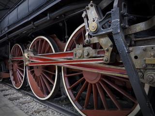 Vecchia locomotiva 2
