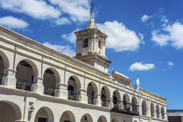 The Salta Cabildo in Salta, Argentina