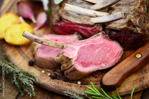 Messer, Wildfleisch