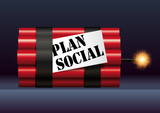 Dynamite_Message_PLAN SOCIAL poster