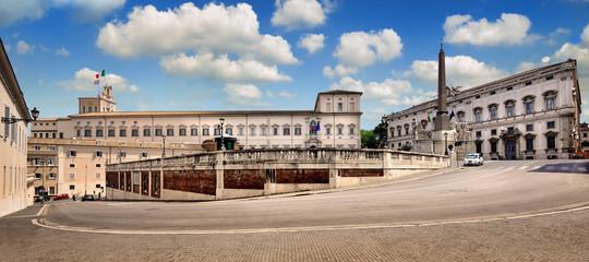 Palazzi del Quirinale e della Consulta, Roma