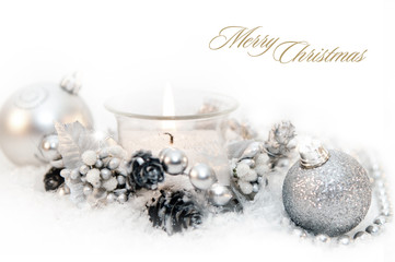 Elegant christmass background