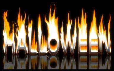 fire halloween