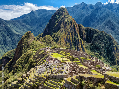 Machu Pichu - 57366611