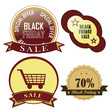 black friday's icons