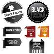 Black friday's icon