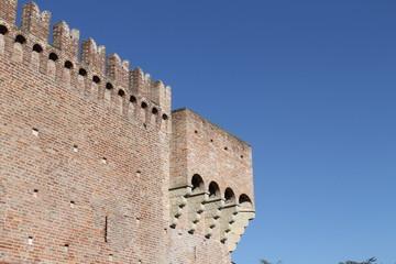 difese del castello