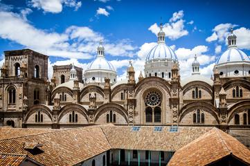 Ecuadorian Cathedral