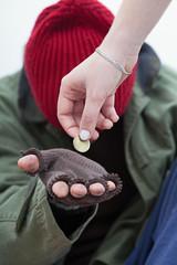 Benefit for homeless man