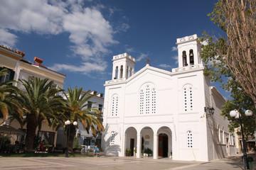 Grèce - Péloponnèse, église