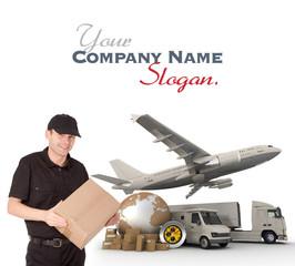Impressive logistics