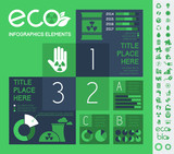 Ecology Infographic Template. poster