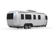 Airstream Camper Isolated - 57387072